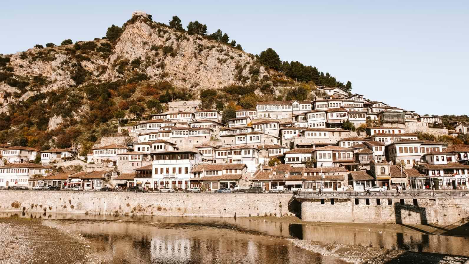 Berat Historic Centre UNESCO World Heritage Site in Berat, Albania