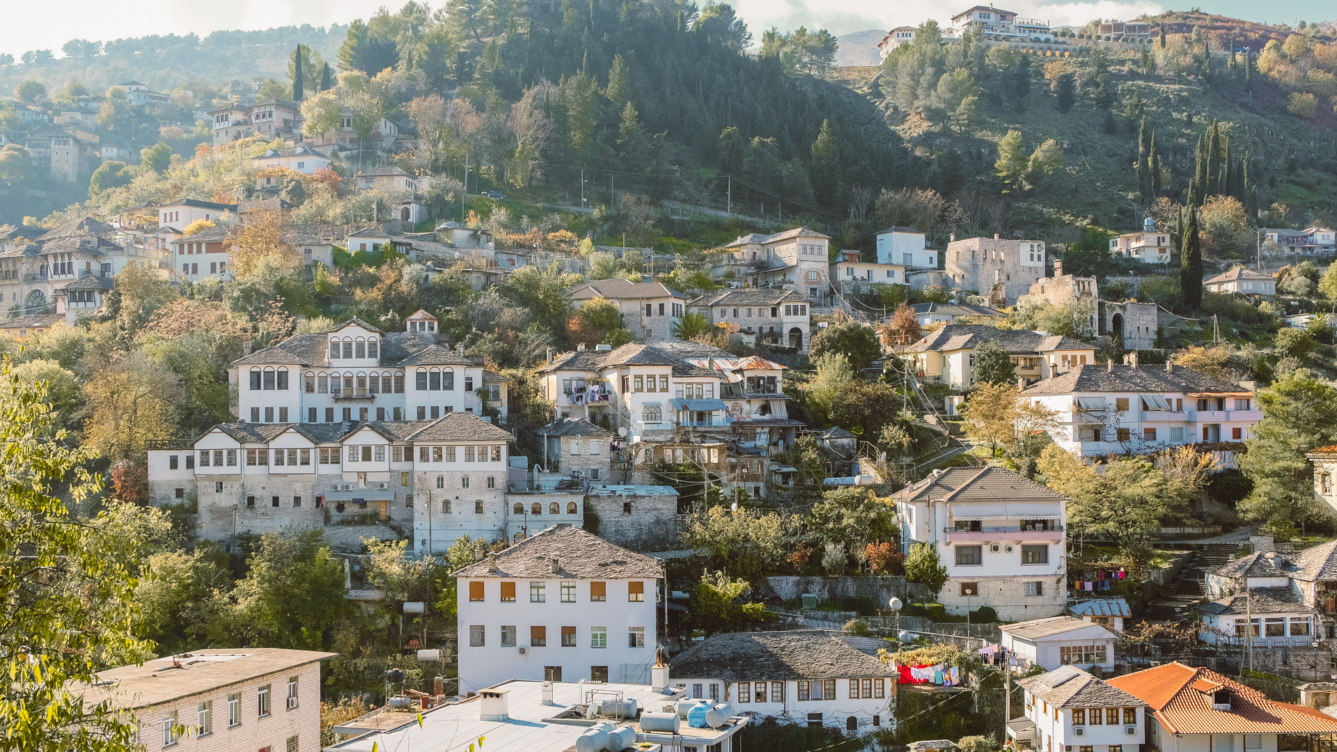 Gjirokastër Historic Centre UNESCO World Heritage Site
