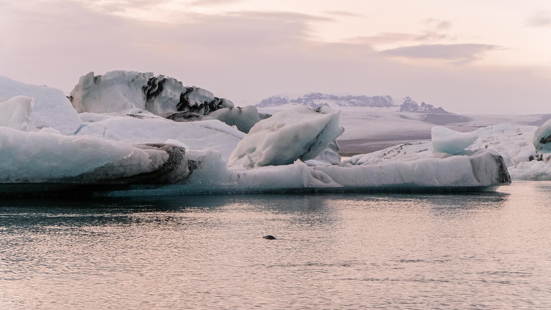 Vatnajökull National Park UNESCO World Heritage Site